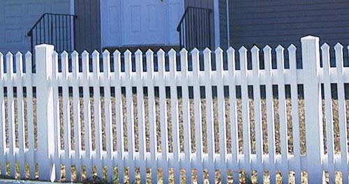Pvc Fence Photos